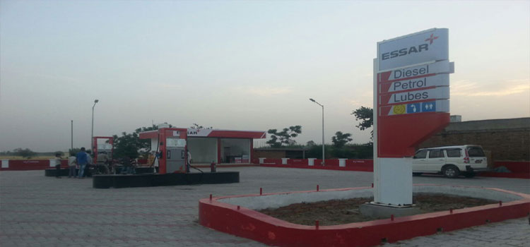 Mohammad Mahmood Filling Station