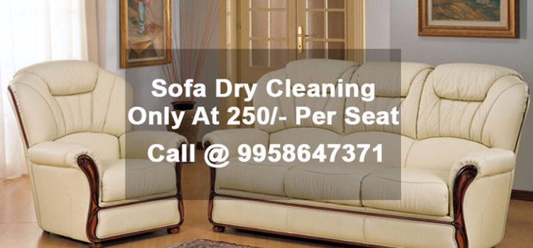 Sofa Dry Cleaning Services in Noida