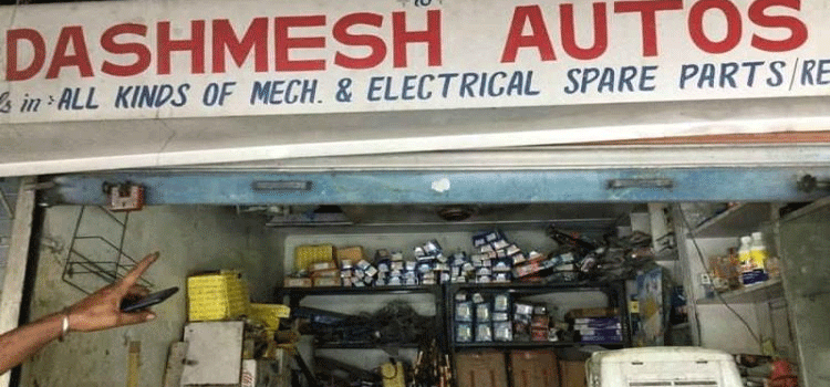 Dashmash Auto Spares Parts And Electrical Works