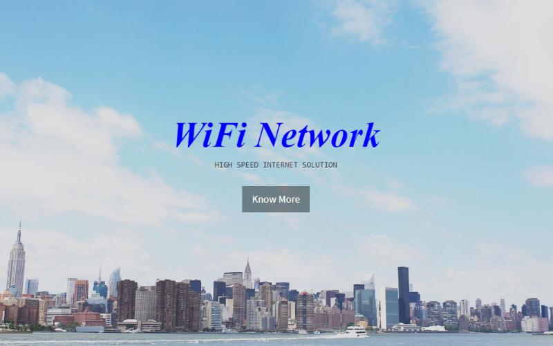 Wi Fi Network Geeta Colony