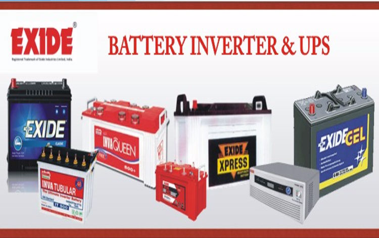 EXIDE STAR BATTERIES KHALID AHMED