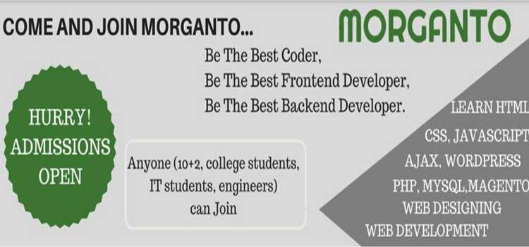 Learn Computer at Morganto