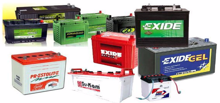 Power Battery And Inverters
