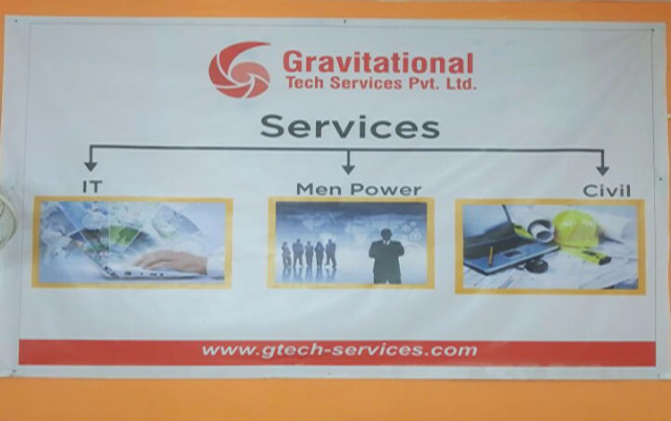Gravitational Tech Services Pvt Ltd IT Company