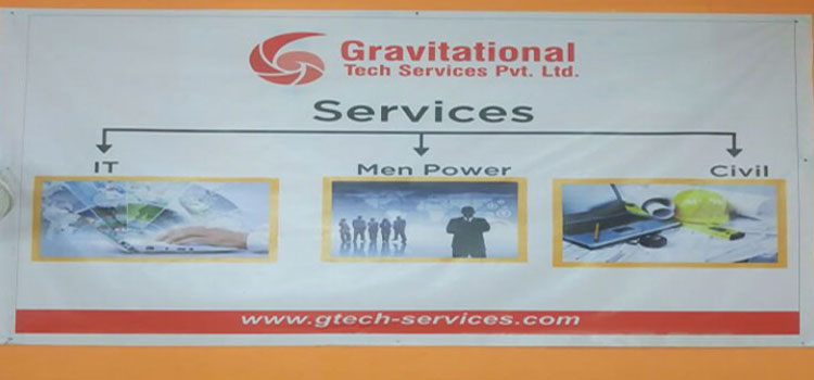 Gravitational Tech Website Designing Company
