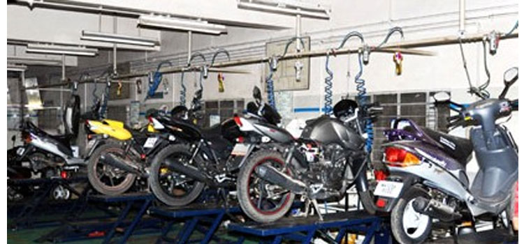 KBS Two Wheeler Service Centre