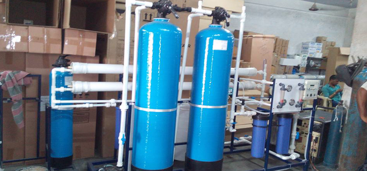 Right Water Systems RO Plant Manufacturer