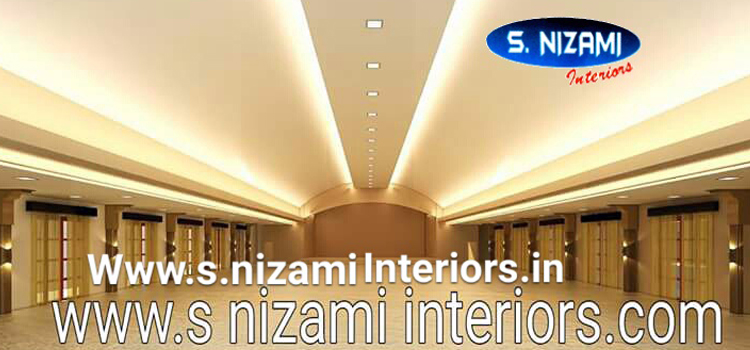 S Nizami Interiors Top POP Contractor
