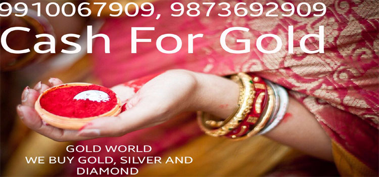 Gold World Cash For Gold In Noida