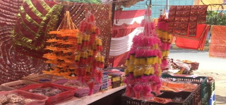 Radhe  Krishna Pooja Store & Sringar Palace
