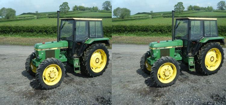 Goodwill Tractors