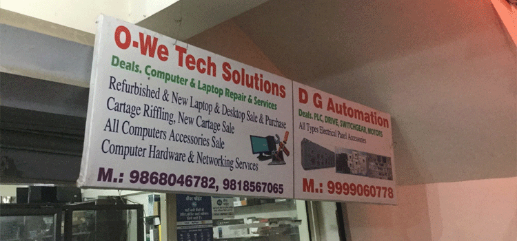 O We Tech Solutions