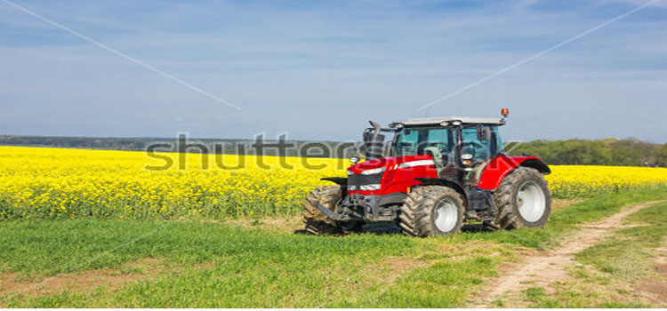 Ess Kay Tractor