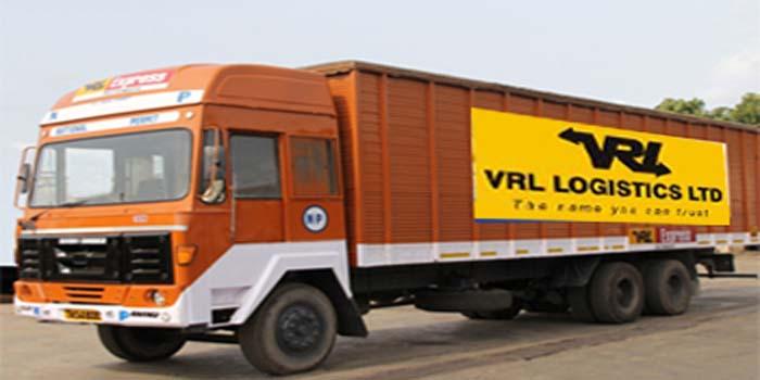 V R L Logistics Ltd