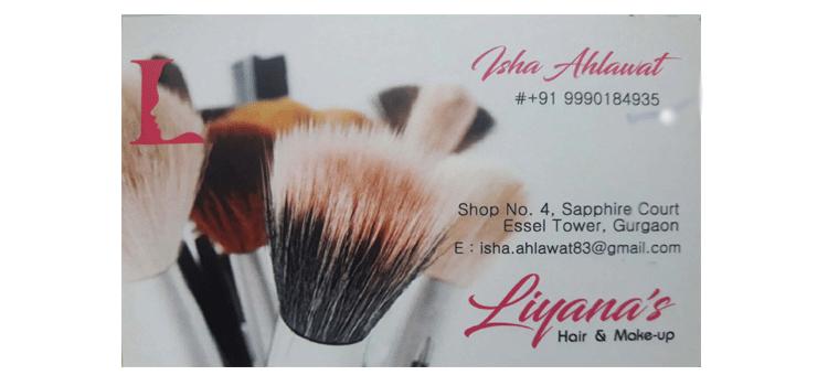 Liyanas Hair & Make Up