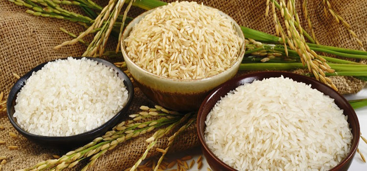 Bansi Organic Rice in Noda
