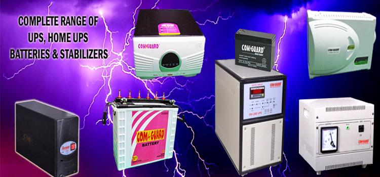 S Light Batteries And Inverter