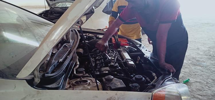 Green Motors in Dahisar Gaon
