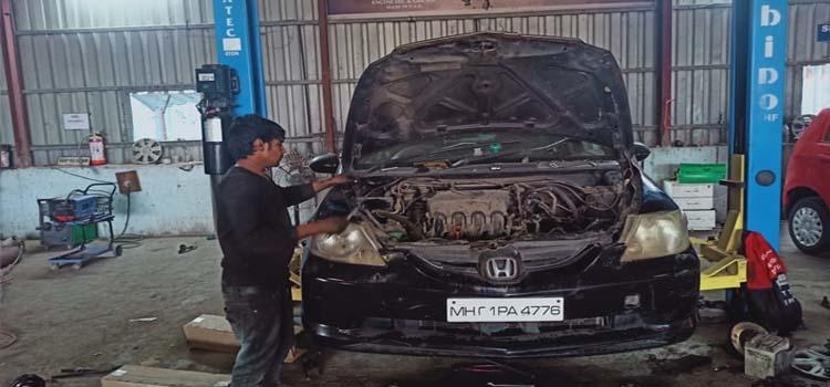 Green Motors Near Mukta Residency