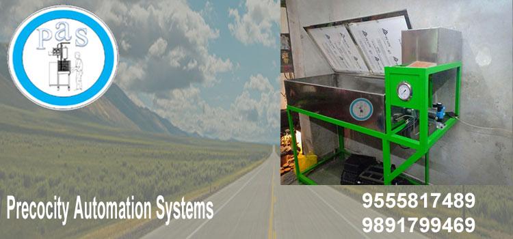 Hydrostatics Pressure Burst Test Bench Machine in noida