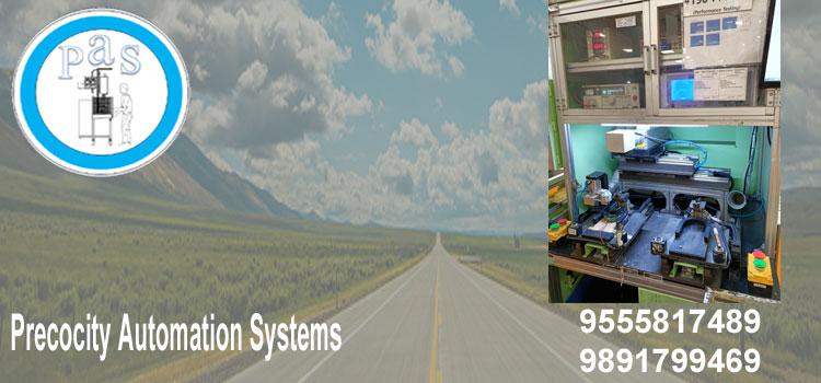 HV Stator Test Bench Machine Manufacturer sonipat