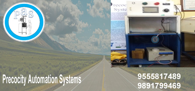 Insulations Check Test Bench Machine in greater noida