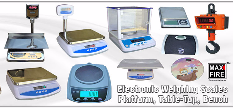 Ma Vaishno Weighing  System