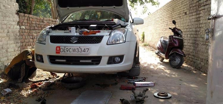 Shri Ji Motors Indian and Imported Car Repairing