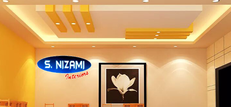 S Nizami Contractor POP and False Ceiling